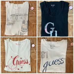 4 GUESS Tee for Women